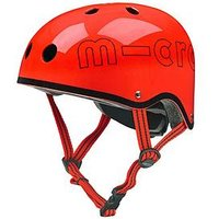 Micro Scooter Helmet - Red Gloss