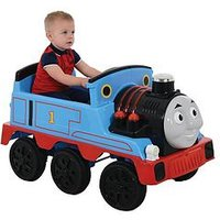 Thomas & Friends Thomas &Amp; Friends Battery Operated Ride On Train
