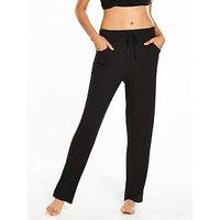 Pour Moi Sofa Love Trouser, Black, Size 16, Women