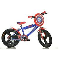 Captain America 16Incg Bike