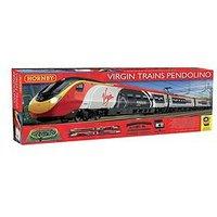 Hornby Virgin Pendolino Train Set