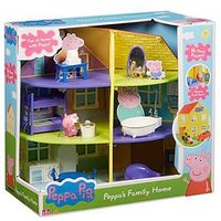 Peppa Pig Peppa'S Family Home