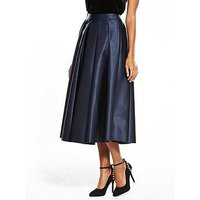 V By Very Occasion Satin Full Skirt