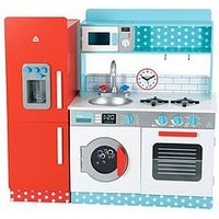 Early Learning Centre Early Learning Centre Retro Kitchen &Amp; Fridge