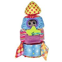 Lamaze Stacking Star Seeker, One Colour