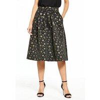 V By Very Jacquard Full Skirt