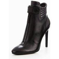 Kendall & Kylie makayla ankle boot, Black, Size 8, Women