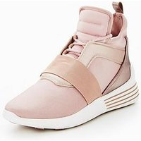 Kendall & Kylie braydin3 strap trainer, Pink, Size 4, Women