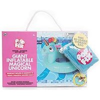 Giant Inflatable Magical Unicorn, One Colour, Women