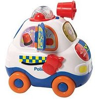 VTech Baby Vtech Toot Toot Drivers Drive & Discover Police Car, One Colour