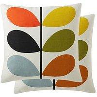 Product photograph showing Orla Kiely House Multi Stem Cushion