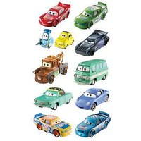 Disney Cars Diecast Dot-Com 10-Pack Vehicles