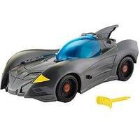 Justice League Action Attack &Amp; Trap Batmobile Vehicle