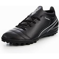 Puma Puma Junior One 17.4 Astro Turf Football Boot, Black, Size 4