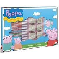 Peppa Pig Maxi Box Stamper Set