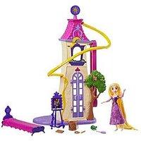 Disney Princess Tangled The Series Swinging Locks Castle