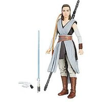 Star Wars The Black Series Rey (Jedi Training)