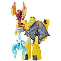 Transformers Rescue Bots Rescue Bots Knight Watch Bumblebee
