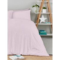 Everyday Collection Soft N Cosy Brushed Cotton Duvet Cover Set