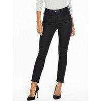 Tommy Jeans High Rise Skinny Santana Jean, New Rinse Stretch, Size 12=30, Inside Leg 30, Women