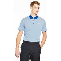 Nike Dry Victory Golf Polo, Blue, Size M, Men