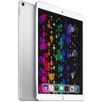 Apple Ipad Pro, 512Gb, Wi-Fi &Amp; Cellular, 10.5In - Silver - Ipad Pro With Smart Keyboard