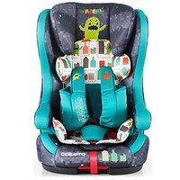 Cosatto Hubbub Group 123 Isofix Car Seat - Monster Arcade, One Colour