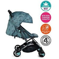 Cosatto Woosh Stroller - Fjord, One Colour