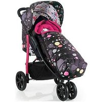 Cosatto Busy 3 Wheel Pushchair - Seattle, One Colour