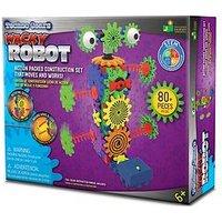 Techno Gears- Wacky Robot