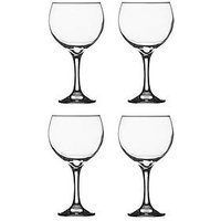 Product photograph showing Ravenhead Set Of 4 Gin Balloon Glasses