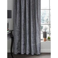 Product photograph showing Laurence Llewelyn-bowen Scarpa Lined Pleated Curtains