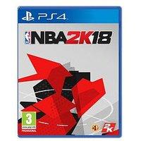 Playstation 4 Nba 2K18 - Ps4