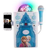 Disney Frozen Disney Frozen Karaoke Machine With Disco Ball
