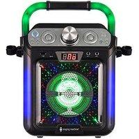 Singing Machine Sml682Btbk Bluetooth Cdg + Tablet Karaoke Machine (Black)
