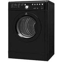 Indesit Ecotime Idvl75Brk.9 7Kg Vented Sensor Tumble Dryer - Black