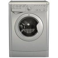 Indesit Ecotime Idvl75Brs.9 7Kg Vented Sensor Tumble Dryer - Silver