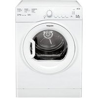 Hotpoint Aquaruis Tvfs73Bgp.9 7Kg Vented Sensor Tumble Dryer - White