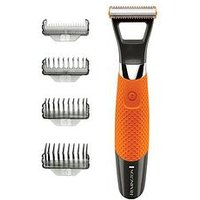 Remington MB050 DuraBlade Wet & Dry Electric Hybrid Razor with FREE extended guarantee*, One Colour, Men