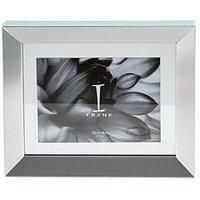Green &Amp; Silver Photo Frame