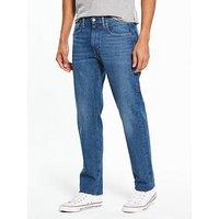 Levi's 502 Regular Tapered Jeans, Mid City, Size 31, Length Short, Men