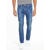 Levi's 510 Skinny Fit Advanced Stretch Jeans, Huxley, Size 32, Length Long, Men
