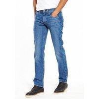 Levi's 511 Slim Fit Jeans, Mid City, Size 33, Length Long, Men