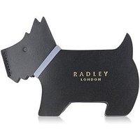 Radley Profile Dog Small Coin Purse, Black, Women