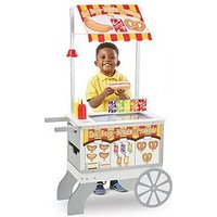 Melissa & Doug Melissa &Amp; Doug Snacks &Amp; Sweets Food Cart