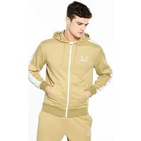 Ellesse Isola Full Zip Hoody, Beige, Size 2Xl, Men