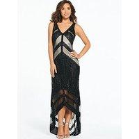 Myleene Klass Embellished Maxi Dress
