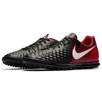 Nike Magistax Ola Ii Astro Turf Football Boots, Red/Black, Size 6, Men