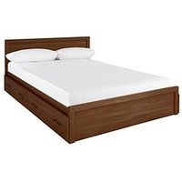 Newton Storage Bed Frame With Mattress Options (Buy And Save!) - Double