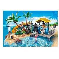 Playmobil Playmobil 6979 Family Fun Island Juice Bar